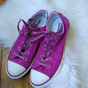 Converse low rise